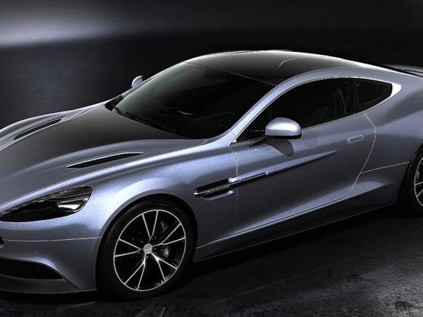 Aston Martin editie limitata