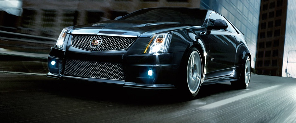 Cadillac ATS-V grilla