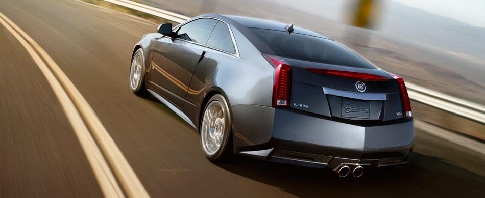 Cadillac ATS-V spate