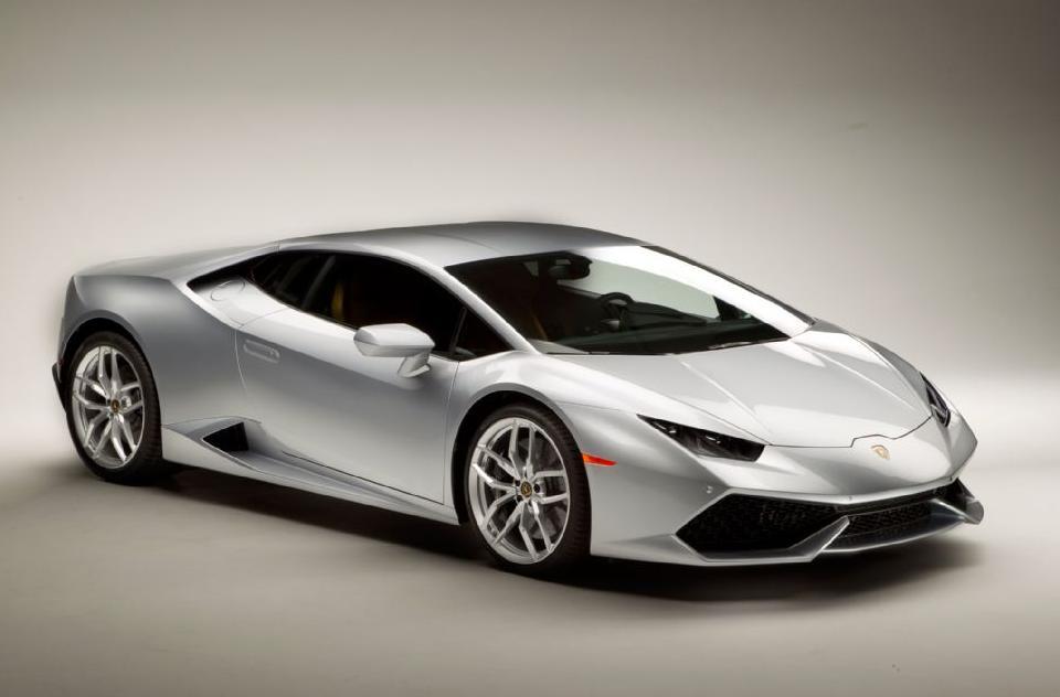 Noul Lamborghini Huracan