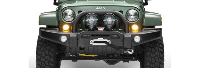 Filson x AEV Jeep Wrangler