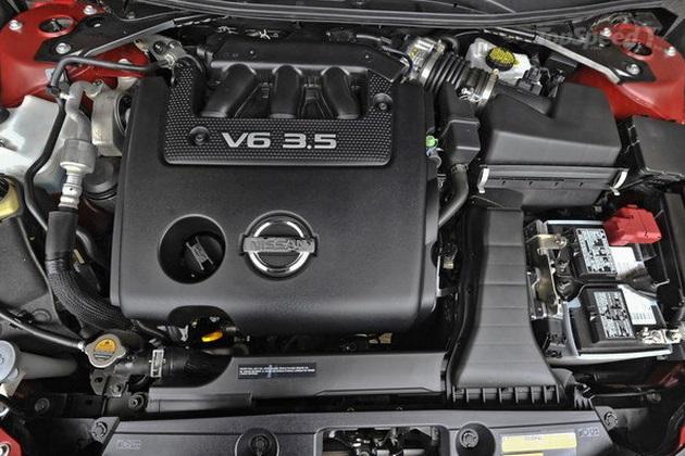 Nissan Altima motor