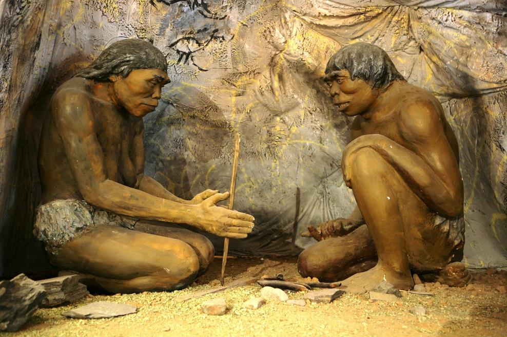 Producerea focului in preistorie