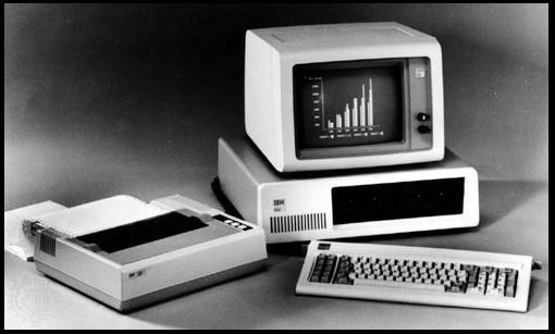 Primul Personal Computer IBM