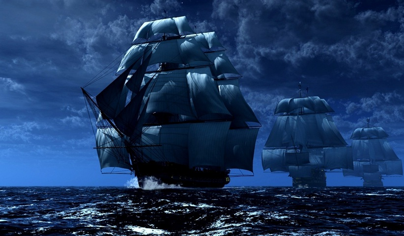 Corabie de pirati