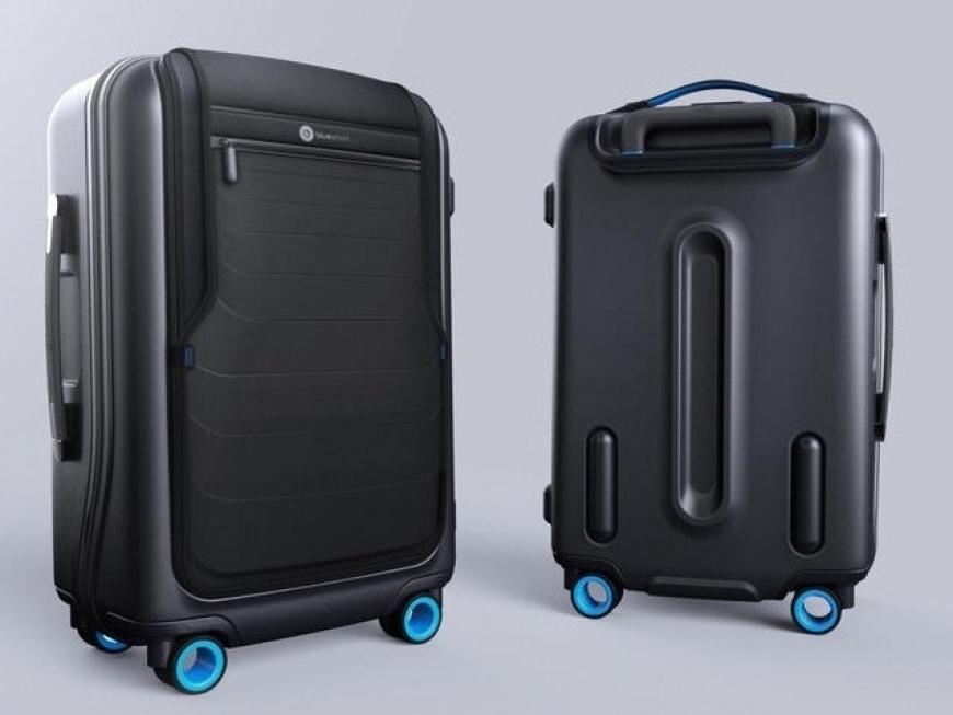 Bluesmart Carry-On Bag sau geamantanul inteligent