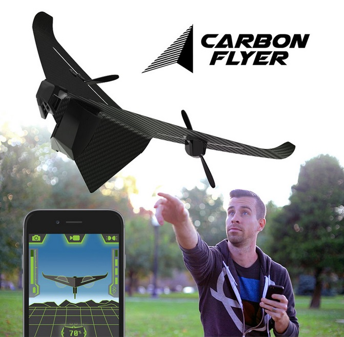 Carbon Flyer - kit complet