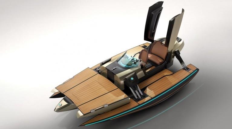 Kormoran- design futurist